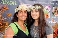 Santee Concerts In The Park Community Event Floral Crown Giveaway