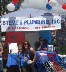 At the Santee Street Fair!
