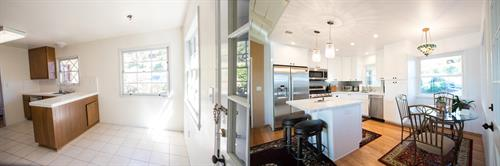 Interior - Before and After - 1 of 2