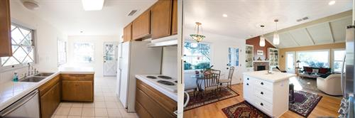Interior - Before and After - 2 of 2