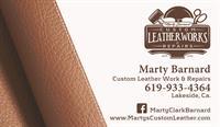 Marty Barnard Custom Leatherworks & Repairs