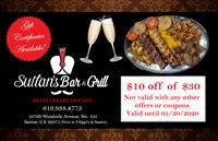 Sultan's Bar & Grill - Santee