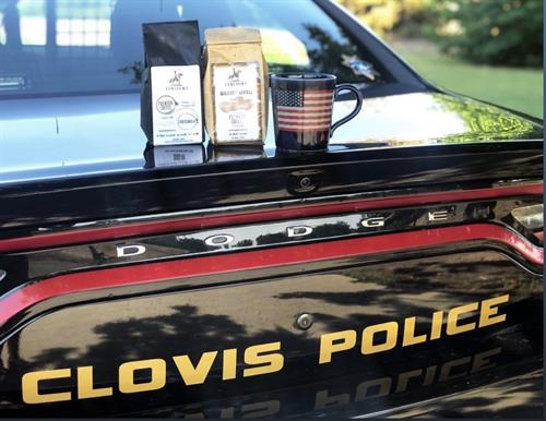 Clovis PD, California