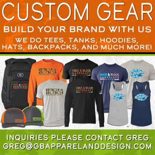 Silkscreen & Embroidery for your Company!