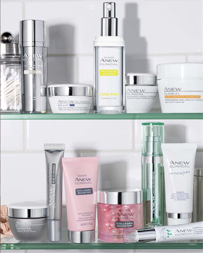 What's in your skincare cabinet?