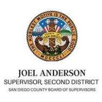 Media Alert - San Diego County Supervisor Joel Anderson