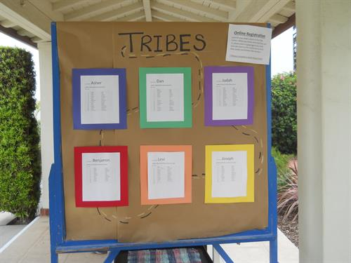 Vacation Bible School; Daniel; Courage in Captivity (Tribes)