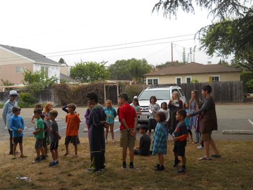 Vacation Bible School; Daniel; Courage in Captivity (Games)