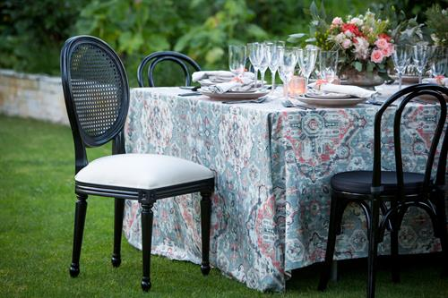 Let us Help you with a garden party!