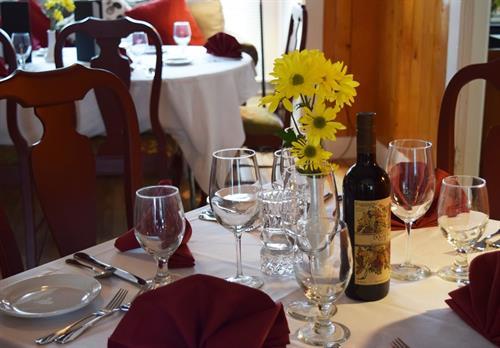Parsons Street - Dining Room
