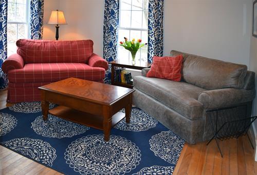 Living Room - Suite 2 Connecticut