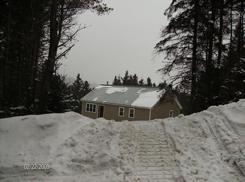 All Snowed Inn House