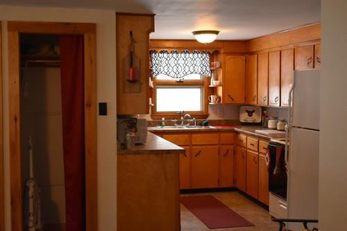 1890 Suite Kitchen