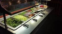 Salad Bar: Available Friday, Saturday & Sunday