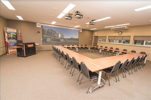 Conference Room A, Open Square