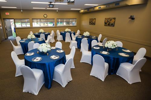 Conference Centre - Banquets to Meeting Space