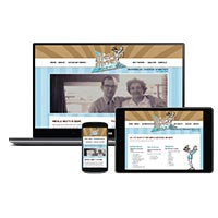 Merla Mae Driv In Website Design