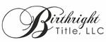 Birthright Title, LLC