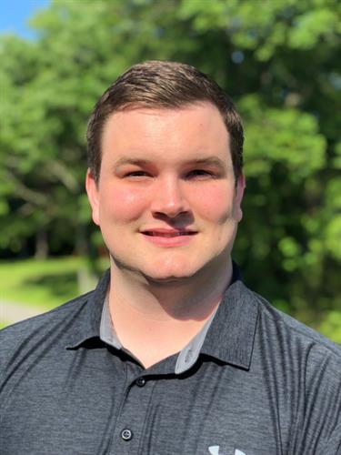 Brandon Compton, Staff Accountant & Chamber Ambassador