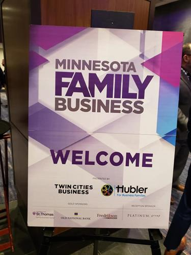 MN Family Business awards