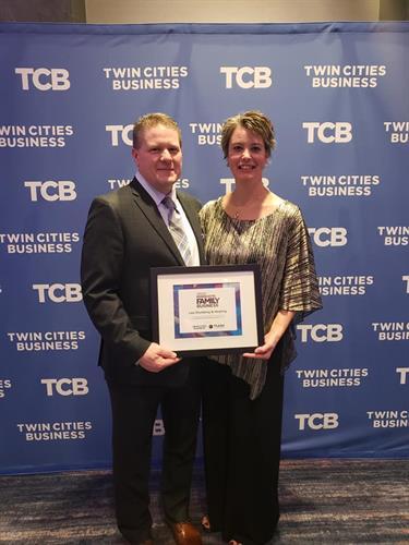MN Family Business awards