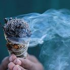 Smudging of Home or Business is available