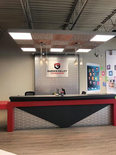 GVT Retail Store - Front Desk