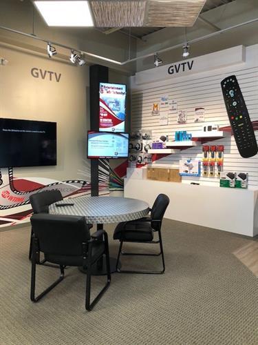 GVT Retail Store - GVTV