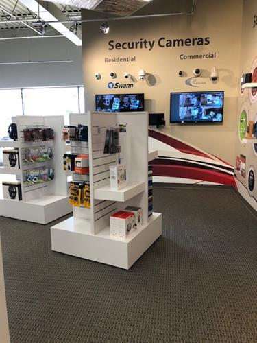 GVT Retail Store - Security