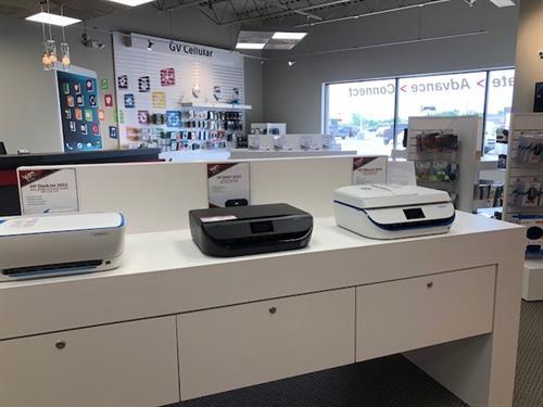 GVT Retail Store - Printers