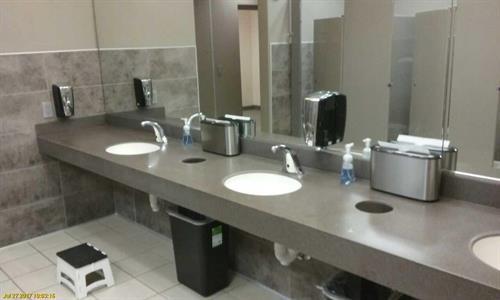 Risen Savior Restroom Remodel/Improvement