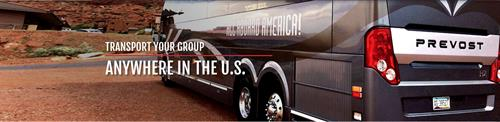 Transport your group, anywhere in the USA