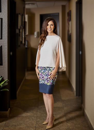 Angie Aguilar, Strategic Marketing and Development