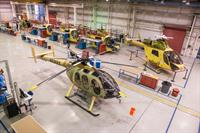 MD Helicopters - Manufacturing