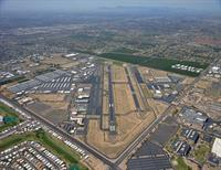 Falcon Field Airport Aerial View