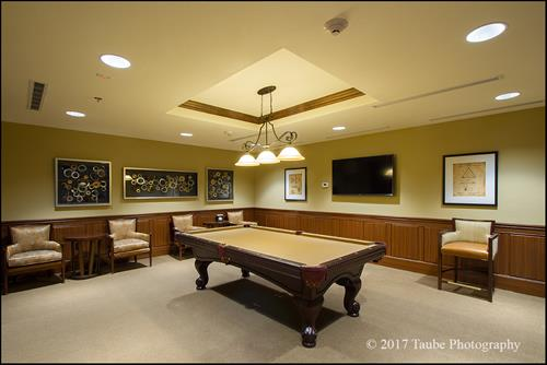 Always up for a game of Billards or Darts. There is always someone to play with.