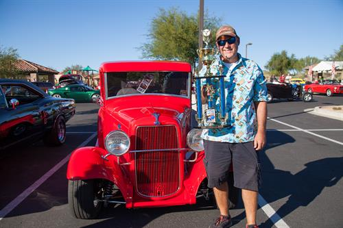Mountain Bridge Fall Classic Car Show Nov Mesa Chamber - Mesa car show