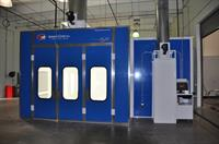 Empire Collision Paint Booth