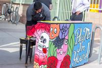 Official movers of Play Me, I'm Yours | Street Pianos Mesa 2016