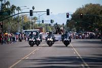 2016 Parade start
