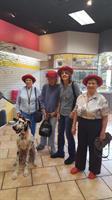 Red Hat Ladies Pet Adoption Event