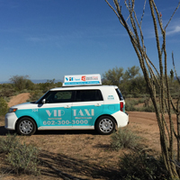 VIP Taxi, as Arizona as an Ocotillo in the desert. Local and family owned. Download our app today! VIPtaxi.com/app
