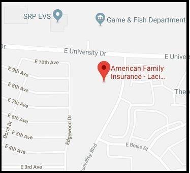 Google Maps, Laci Alvarado Agency