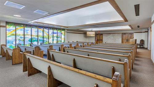 Chapel at Lakeshore Mortuary