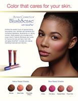 BlushSense - long-lasting blush.