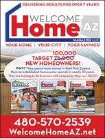 100,000 New Homeowners in the valley