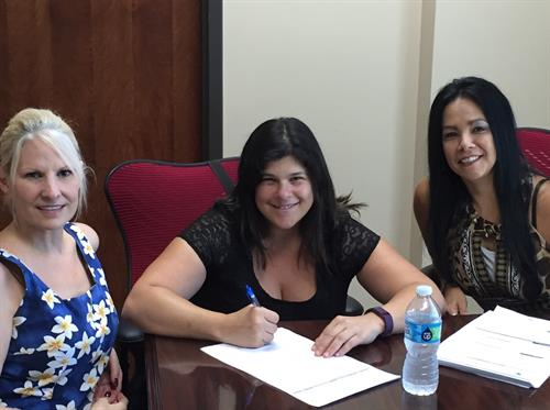 Congratulations on the sale of your home, Mindi!