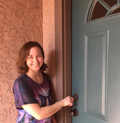 Congratulations on the purchase of your first home, Virginia!