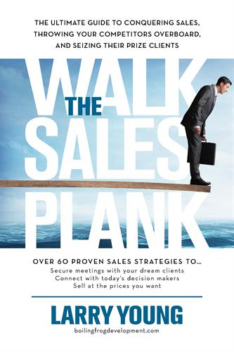 Walk the Sales Plank Book