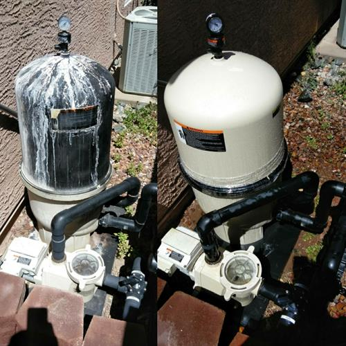 Filter Repair & Installation